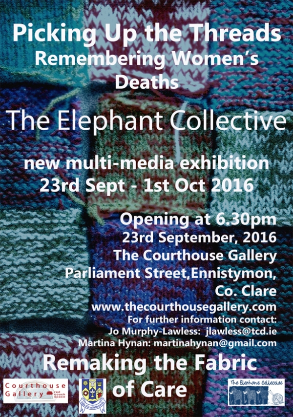 Picking up the Threads:Remaking the Fabric of Care - The Elephant Collective
