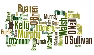 Clare Surnames and Sources - NCHS talk with Lorna Moloney
