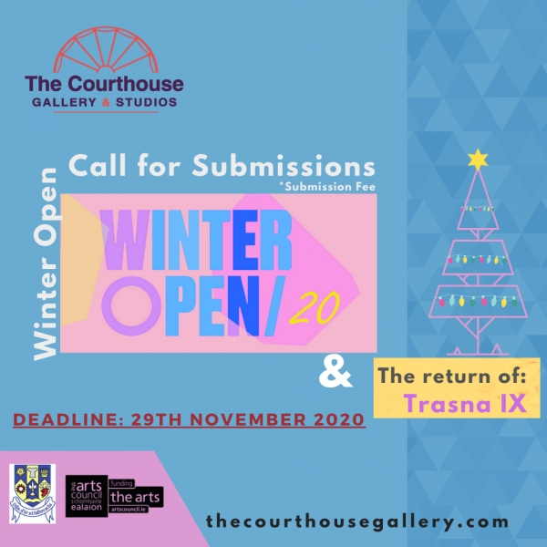 Open Call for submissions: Winter Open & Trasna IX